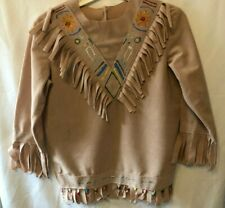 Native American Indian Wild West Top