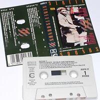 STREET SOUNDS 17 1986 CASSETTE TAPE ALBUM JANET JACKSON DANCE HITS