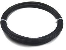 Kunststoffschweißdraht PP 4mm Rund Schwarz 10 Meter