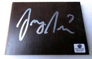 Larry Nance Jr. Signed Autographed Floor Piece Lakers Cavaliers GX31367
