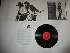 Bruce Springsteen Born to Run Audiophile Japan '79 3rd EXC ULTRASONIC Clean
