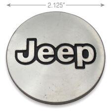 Jeep Wheel Center Cap OEM 5CF97L3X Cherokee Compass Wrangler Wheel