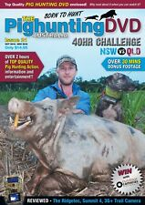 The PIG HUNTING DVD issue 21