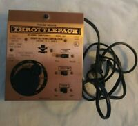 MRC Throttlepack Model 501 HO Train Control Transformer Vintage 1970's