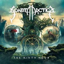 Sonata Arctica The Ninth Hour CD 2016 & 727361370800