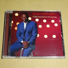 Brian McKnight - I'll Be Home For Christmas USA CD MINT Funk / Soul #M02