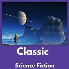 SCIENCE FICTION  e-Book Collection Kindle~eReader~Nook~Kobo|FREE BONUS|Data DVD