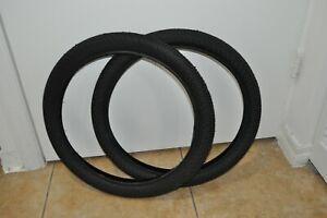 "20"" BMX Tires Set (20x2.10) Front and Rear BMX Tire Child Bike Tires Set"
