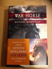 MICHAEL MORPURGO WAR HORSE rizzoli rilegato
