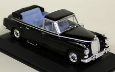 Atlas 1/43 Scale Mercedes 300 Landaulet-Konrad Adenauer 1963 Diecast Model Car
