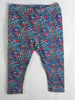 Infant Girls Leggings Gymboree Infant Girls Floral Print Leggings 18-24 Months