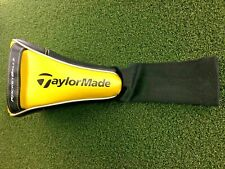 TaylorMade RBZ Stage 2 Driver Headcover With Sock / Nice Condition / mm2447