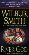 Complete Set Series - Lot of 6 Ancient Egypt books by Wilbur Smith River God