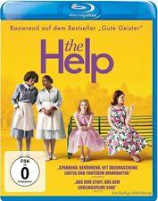 THE HELP (Emma Stone, Viola Davis) Blu-ray Disc NEU+OVP