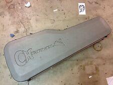 80's Charvel Chainsaw Jackson Dinky Soloist Model Guitar Hardshell Case Gray
