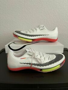 Nike Air Zoom Maxfly Racing Spike 'Rawdacious' DJ5261-100 Men's Size 8.5, 9