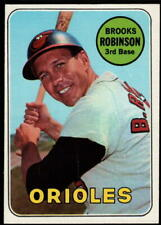 1969 Topps Baseball - Pick A Player - Cards 321-664