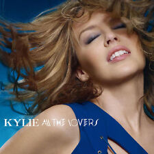 KYLIE MINOGUE 'ALL THE LOVERS+ VIDEO' NEW UK 5-TRACK CD