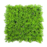 Artificial Fake Water Aquatic Green Grass Plant Lawn Aquarium Landscape FP