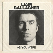 Liam Gallagher as You Were CD Album 2017 Oasis