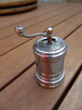 Moulin a cafe poivre Marlux kaffeemuhle vintage pepper coffee grinder metal