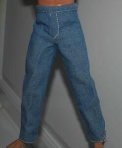 """Denim Pants 1/6 scale 12"""" action figure man.  Dragon BBI Hot Toys  Jeans"""