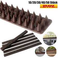Fence Wall Spikes Anti Climb Guard Security Spike Bird / Cat Repellent Deterrent