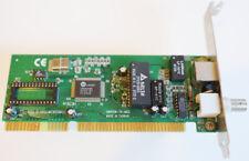 UMC UM9008-TK-MG2 RJ45 BNC ISA 16-bit ISA LAN network board 10baseT & 10base2