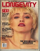 MADONNA Longevity Magazine 7/91 SEX SURVEY PC