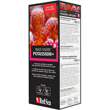 Red Sea Coral Colors B 500mL Potassium Boron Supplement Fast Free USA Shipping