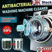 10/30/50 PCS Antibacterial Washing Machine Cleaner ORIGINAL UK STOCK 70% OFF