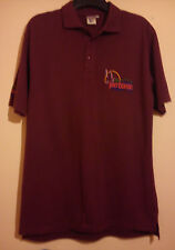 SCOUT MOVEMENT 21st WORLD SCOUT JAMBOREE 2007 UK CONTINGENT RED POLO SHIRT L VGC