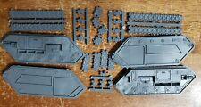 Warhammer 40k Astra Militarum Bits: Chimera Left/Right Sides & Tracks