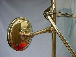 Model T Ford brass rear view mirror 1910-1916