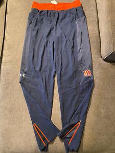 Under Armour team issued AUBURN Loose Fit pants men's medium NWOT