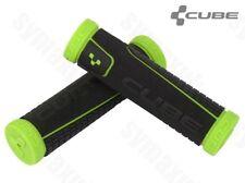 Cube Bikes MTB / Mountain Bike Handlebar Grips, Black-Green