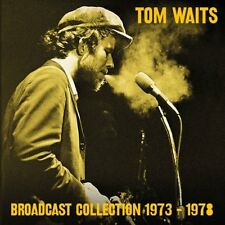 TOM WAITS - BROADCAST COLLECTION 1973-1978  7 CD NEUF