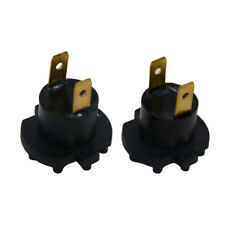 2 Pieces Headlight Bulb Holder Adapters for Mazda Ford 3 5 H7 Bulb, B28V-51-0A3A