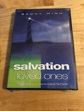 Salvation of Your Loved Ones by Benny Hinn Brand New