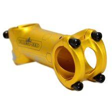 FIRESPEED MTB ROAD 31.8 x 90mm Stem , Gold