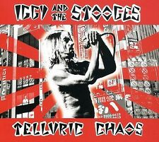 Telluric Chaos by Iggy & the Stooges (CD, Jun-2005, Jungle)