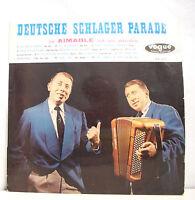 "33 tours AIMABLE Disque LP 12"" DEUTSCHE SCHLAGER PARADE Musette PARADE 1630"