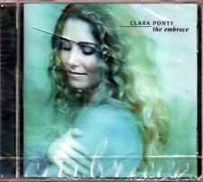 CLARA PONTY - THE EMBRACE - CD NUOVO SIGILLATO RARO