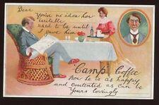 ADVERT Camp Coffee early comic social PPC