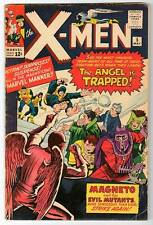 Marvel Comics FN+ 5.5  X MEN  # 5  1964 ANGEL TRAPPED