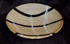 Jan McKeachie Johnston Pottery Anagama Plate Tray Randy Warren Mackenzie
