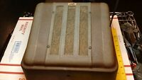 "Vintage Utah Outdoor Speaker 9""  Original RETRO ELECTROVOICE  MANCAVE USA"