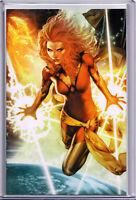 X-MEN #5 (JAY ANACLETO EXCLUSIVE DARK PHOENIX VIRGIN VARIANT) COMIC BOOK