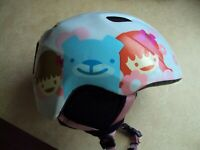 Giro Slingshot Ski Snowboard Helmet Size Small 52-55.5 cm  F2040