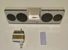 Logitech pure-fi anywhere 2 altavoces (blanco) para ipod y iphone